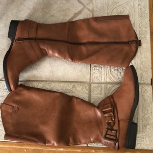 Sonoma brown boots like new